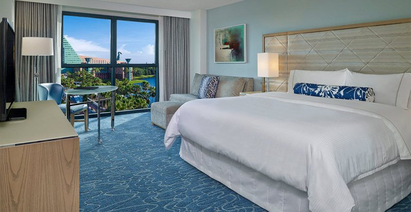 Walt Disney World Dolphin Resort Cheap Vacations Packages Red Tag Vacations
