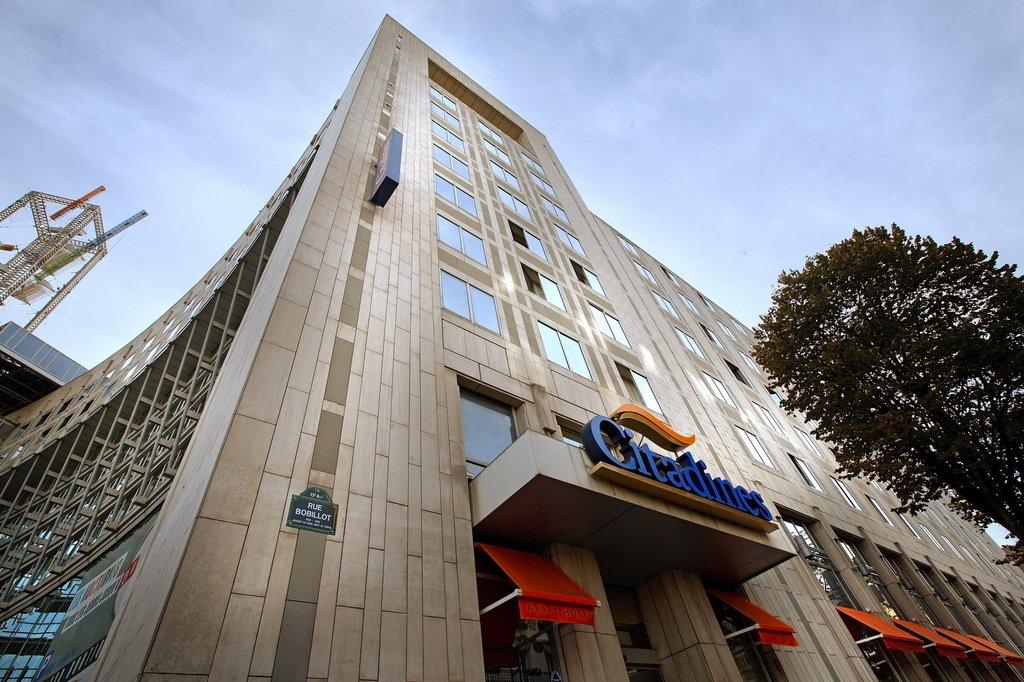 Hotels Near Place D Italie Paris