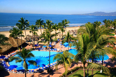 Occidental Grand Nuevo Vallarta, Feb 14, 2015 7 Nights