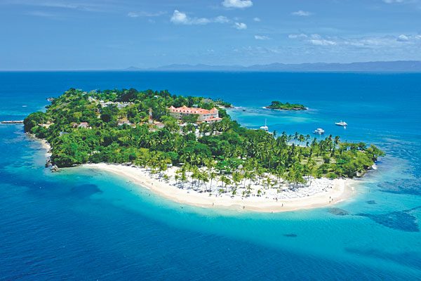 Luxury Bahia Principe Cayo Levantado, Apr 18, 2015 5 Nights