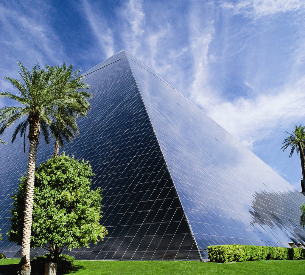 Cheap Places To Visit In Usa In December: Luxor Hotel And Casino Cheap Vacations Packages