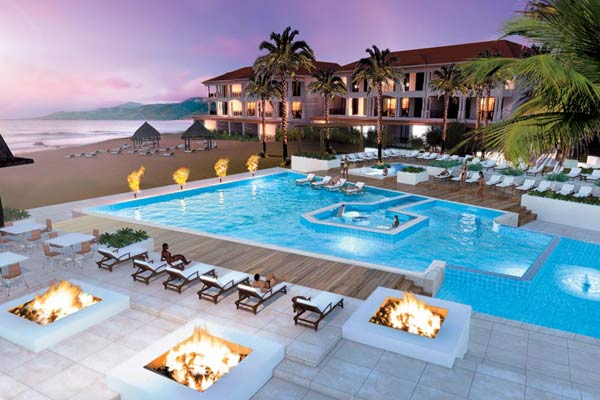 Sandals La Source Grenada, Jan 9, 2015 7 Nights