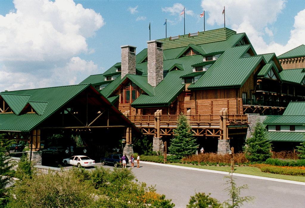 Disneys Wilderness Lodge Cheap Vacations Packages Red