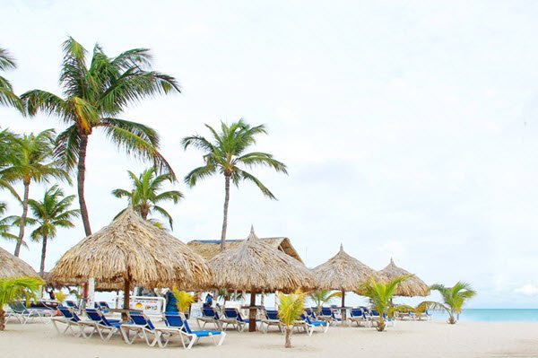 Brickell Bay Beach Club Hotel In Aruba Palm Beach