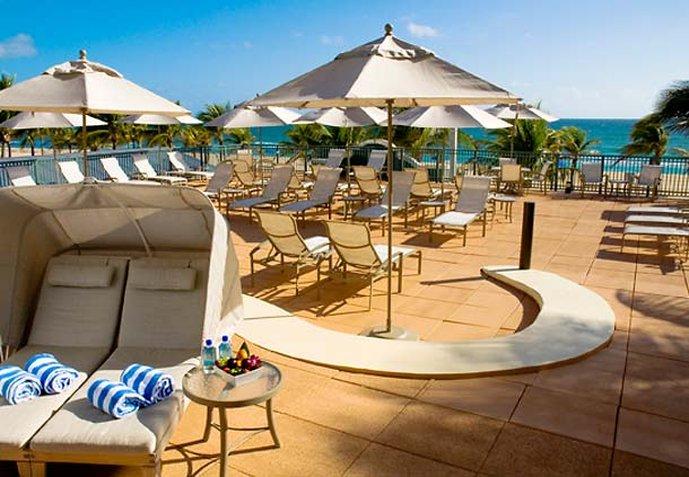 courtyard by marriot fort lauderdale cheap vacations. Black Bedroom Furniture Sets. Home Design Ideas