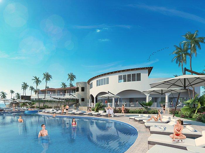Dreams la romana resort and spa cheap vacations packages for Cheap spa resort packages