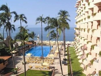 Crown Paradise Golden Puerto Vallarta, Jul 27, 2014 5 Nights