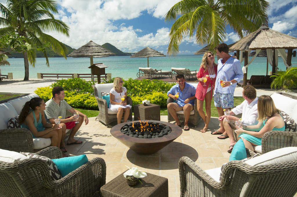 Sandals grande st lucian spa and beach resort cheap for Cheap spa resort packages