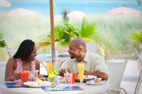 Seaside Cafe Ocean Club West Menu