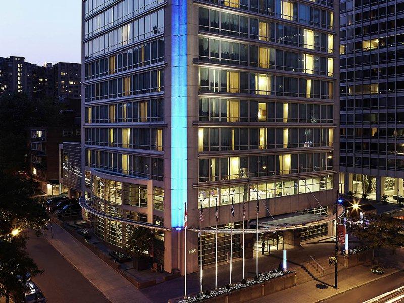 Hotel Montreal Sherbrooke East