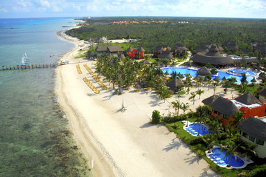 Iberostar Cozumel, Dec 17, 2014 7 Nights