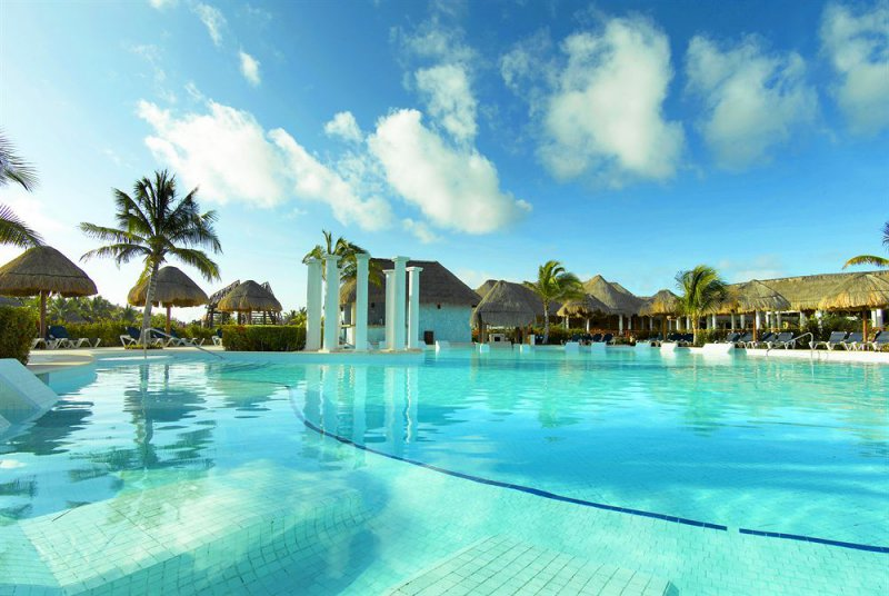 Grand Palladium Colonial Resort Spa Distance To Tulum
