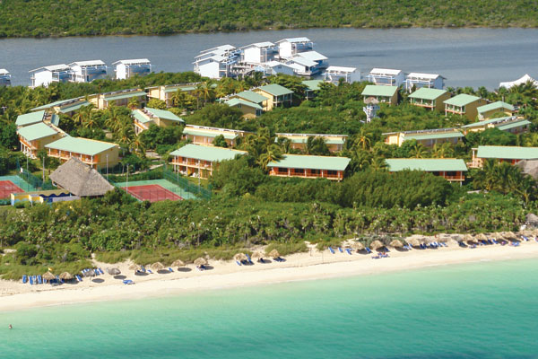 Melia Cayo Coco, Aug 9, 2014 7 Nights