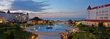 Grand Bahia Principe Jamaica, Dec 2, 2014 5 Nights