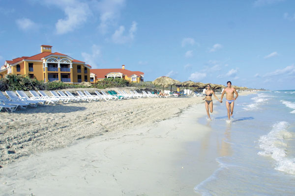 Iberostar Playa Alameda, Aug 9, 2014 7 Nights
