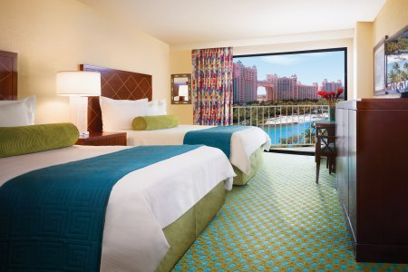 Atlantis cheap vacations packages red tag vacations for Terrace view room atlantis bahamas