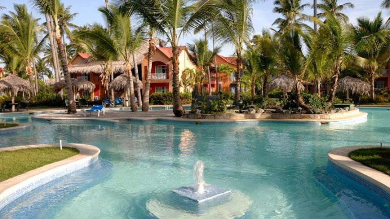 Caribe Club Princess Punta Cana Restaurants Menu