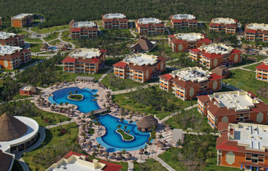 Grand Bahia Principe Coba, Oct 12, 2014 5 Nights