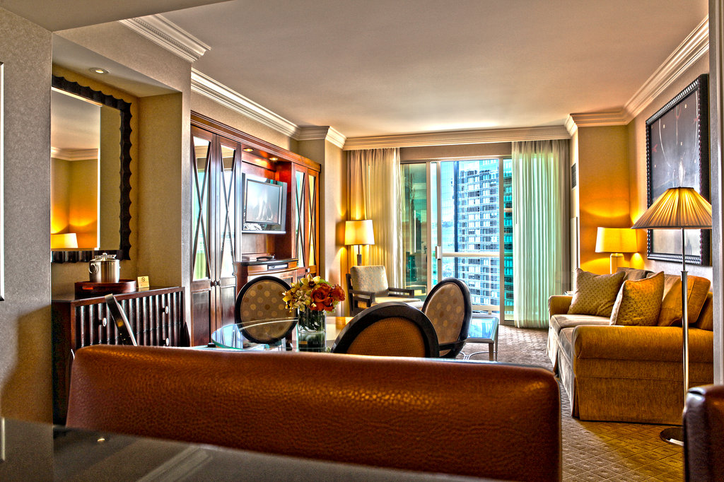 The signature at mgm cheap vacations packages red tag for Cheap bedroom suites deals