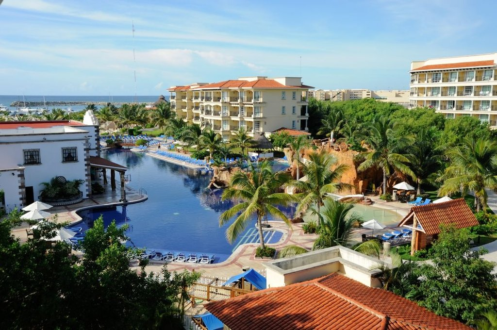 Hotel Marina El Cid Spa And Beach Resort Riviera Maya