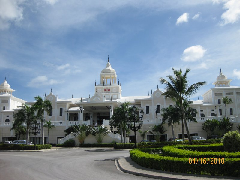 Hotel Riu Palace Punta Cana All Inclusive