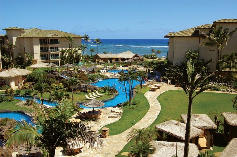 Outrigger waipouli beach resort cheap vacations packages for Spa resort vacation packages