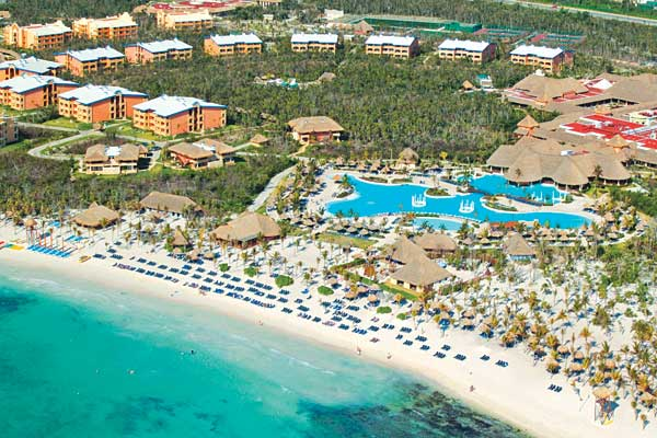Grand Palladium Riviera Resort And Spa, Jan 29, 2015 5 Nights