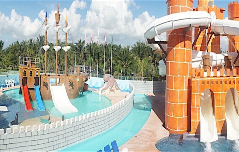 Seadust cancun family resort cheap vacations packages for Cheap spa resort packages