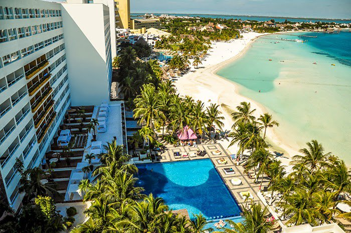 Dreams Sands Cancun Rst And Spa