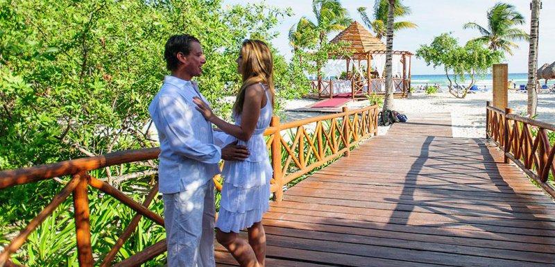 Playa del Carmen Wedding  Grand Sunset Princess
