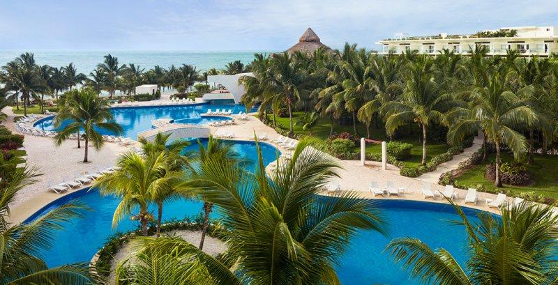 Azul Beach Hotel Mexico Reviews