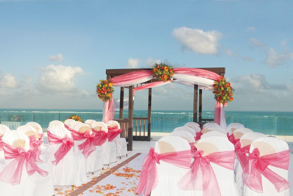 Sensatori azul beach resort mexico cheap vacations for Mexico wedding packages