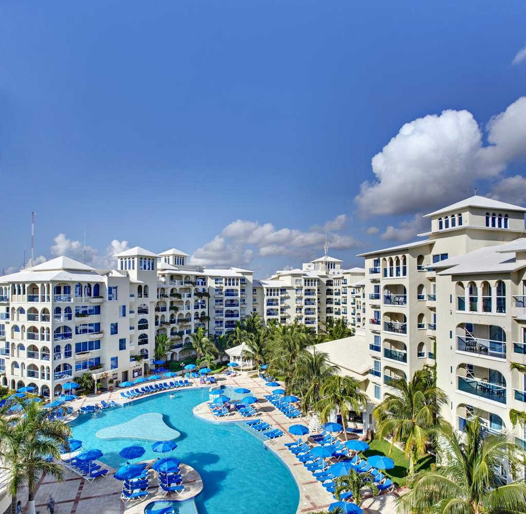 Barcelo Costa Cancun Resort And Suites Cheap Vacations