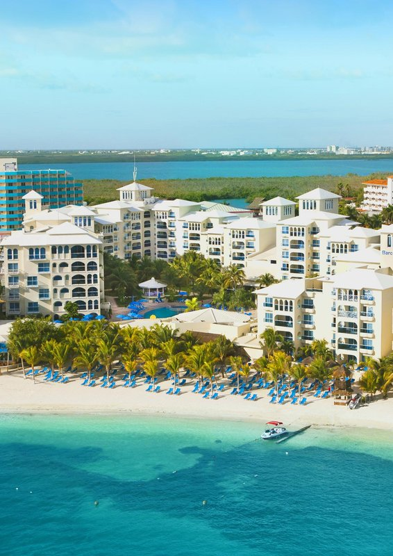 Vacation Deals To Occidental Costa Cancun Cancun