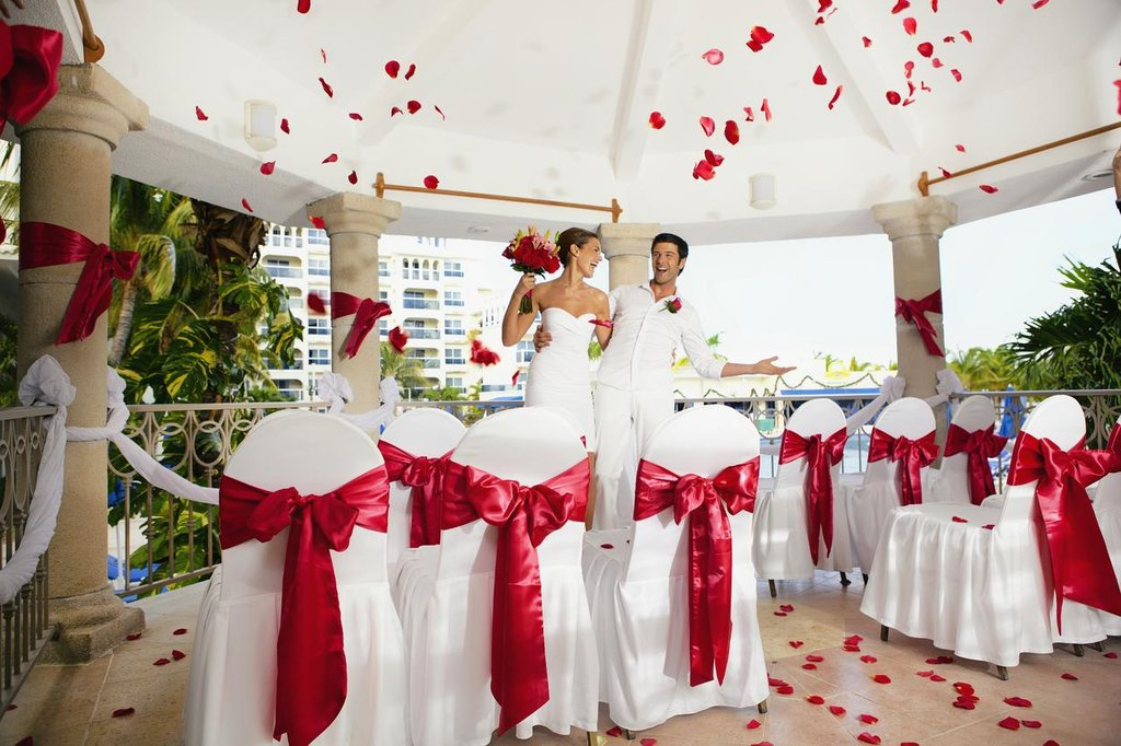 Barcelo costa cancun resort and suites cheap vacations for Mexico wedding packages