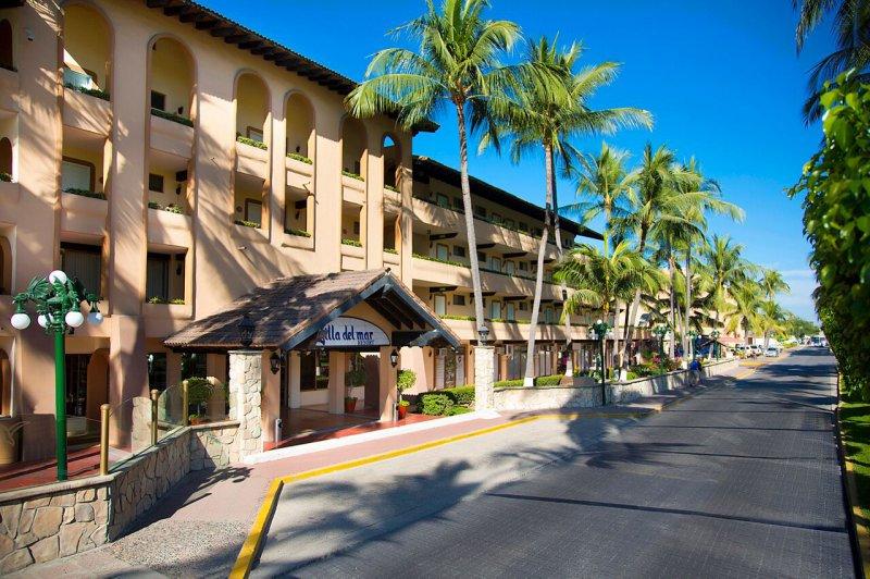 Villa Del Mar Beach Resort And Spa Puerto Vallarta Package