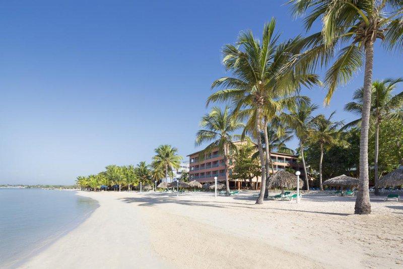 Don Juan Beach Resort Santo Domingo Dominican Republic