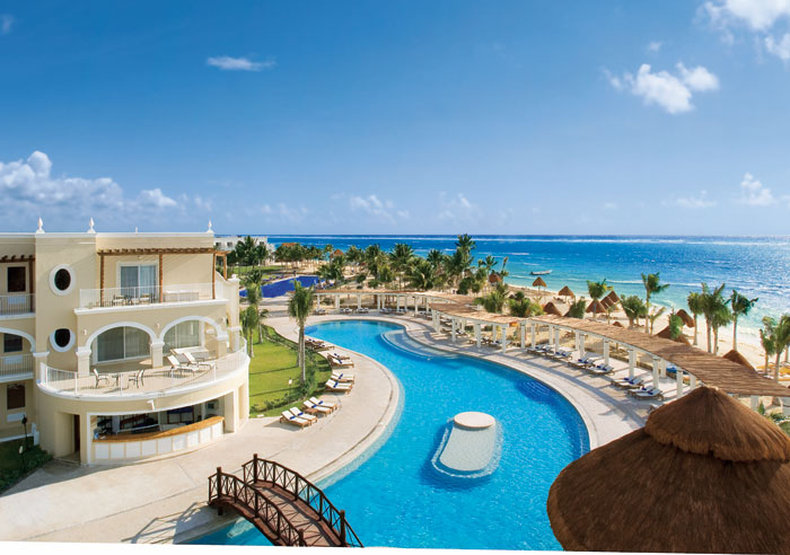Dreams tulum resort and spa cheap vacations packages red for Best spa vacation packages
