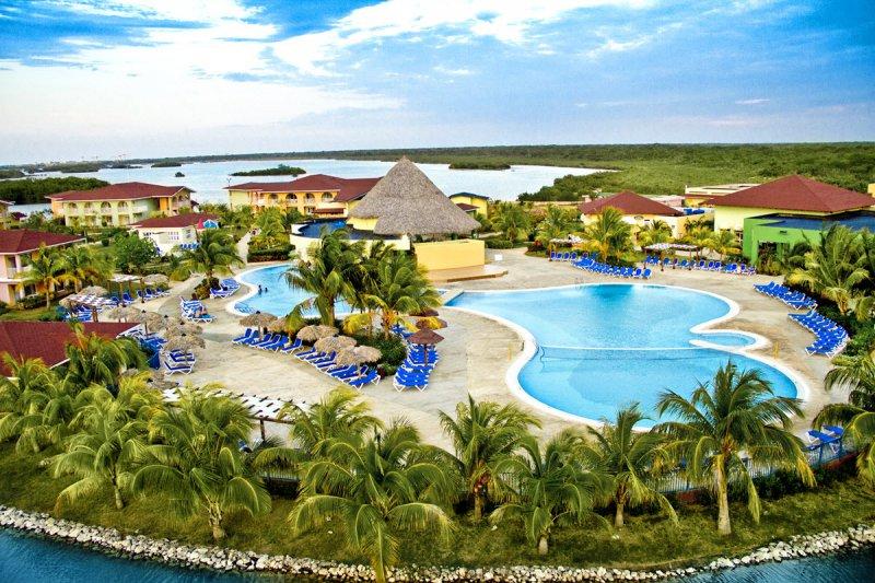 Adult resort in cuba