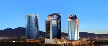 Palms Casino Resort, Jul 26, 2014 4 Nights