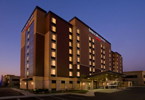 Hotel Springhill Montreal