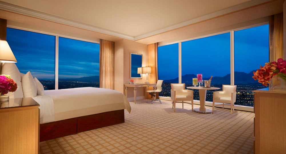 Two Bedroom Tower Suite  The Mirage