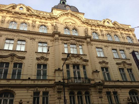 Century old town prague mgallery cheap vacations packages for M hotel prague
