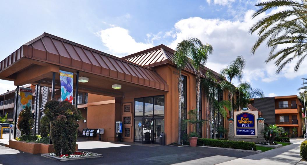 Hotel In Anaheim, CA - Best Western Plus Anaheim Inn