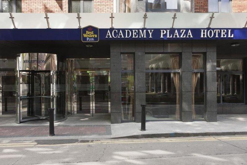 Academy Plaza Hotel Dublin Ireland