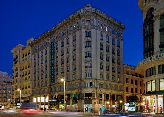 Madrid deals hotels