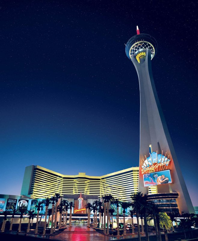 las vegas casino vacation packages