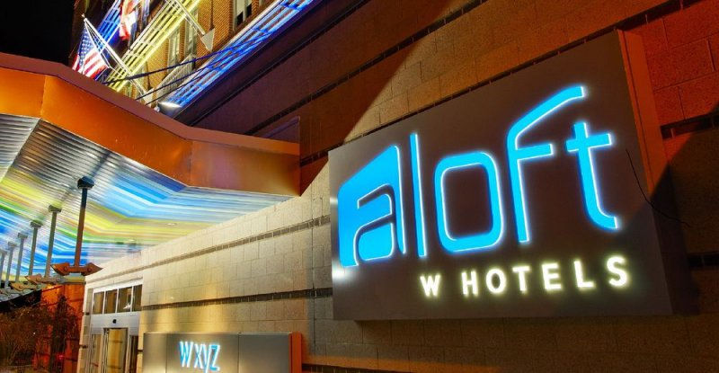 Aloft Hotel Nyc Financial District