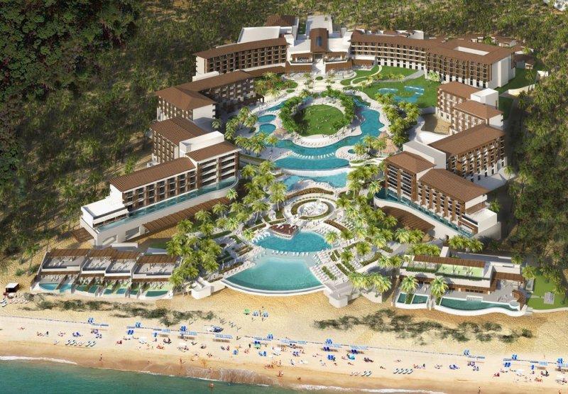 Dreams Playa Mujeres Golf And Spa Rst Cheap Vacations