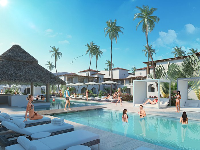 Dreams Dominicus La Romana Cheap Vacations Packages Red